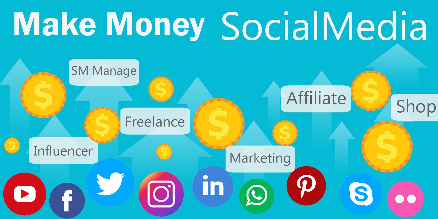 How to Make Money from Social Media Platforms - Meta Tech