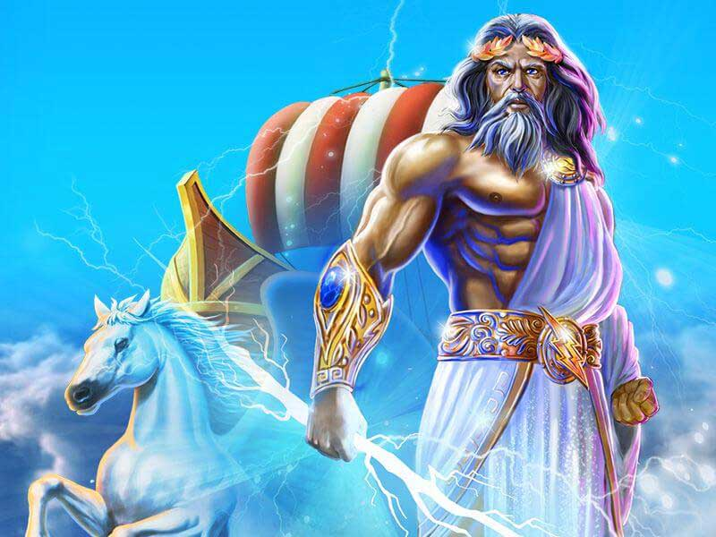 Play Slot Age of Gods by Playtech