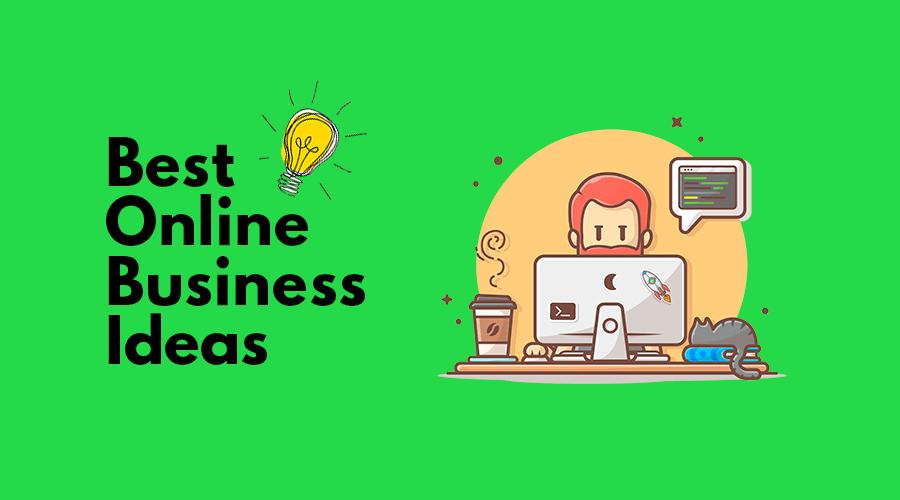 28 Best Online Business Ideas in India 2021 - MoneyMint