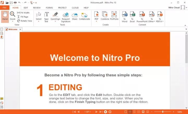edit pdf windows