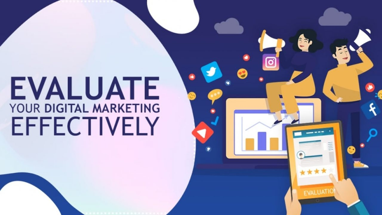 Evaluate Digital Marketing Success Effectively - Syntactics Inc.